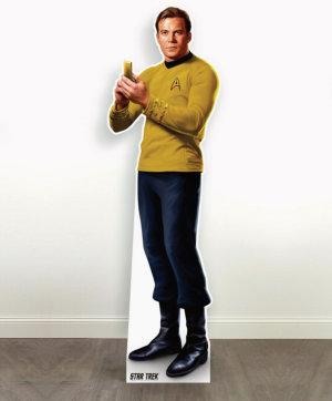 Star Trek Standee