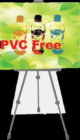PVC Free Poster